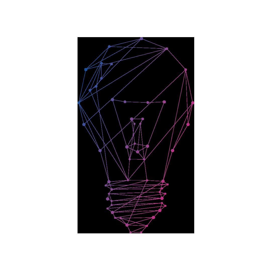 Weitere dekorative Darstellung einer Birne - Sinnbild einer Idee während der Patentanmeldung
